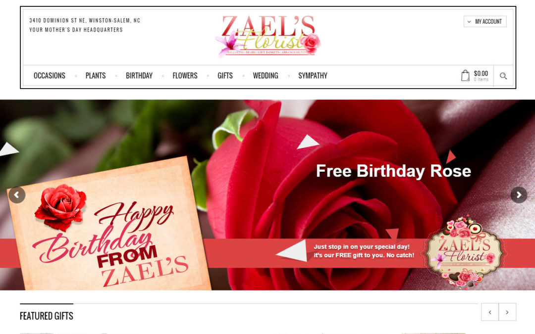 Zael's Florist Case Study: A Start Up Family Flower Shop
