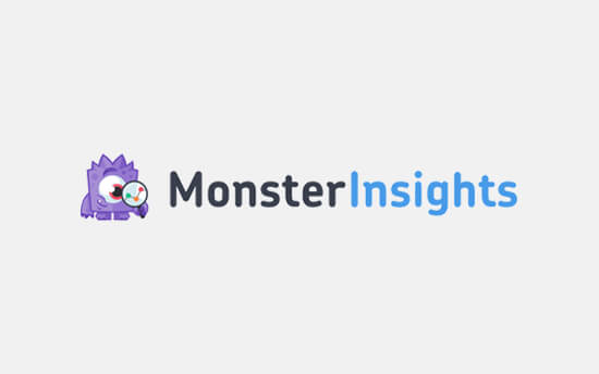 monsterinsights woocommerce plugin