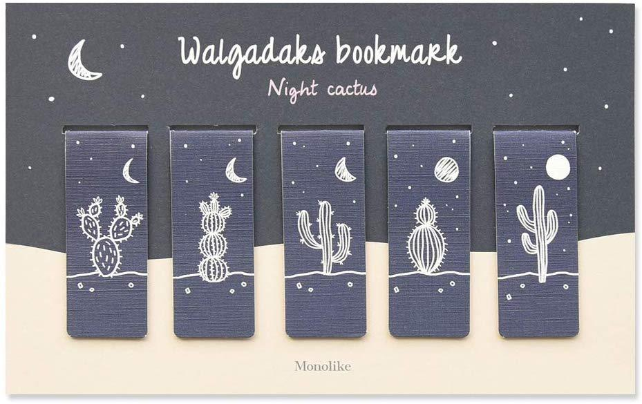 magnetic bookmarks gift for side hustlers to help them stay organized