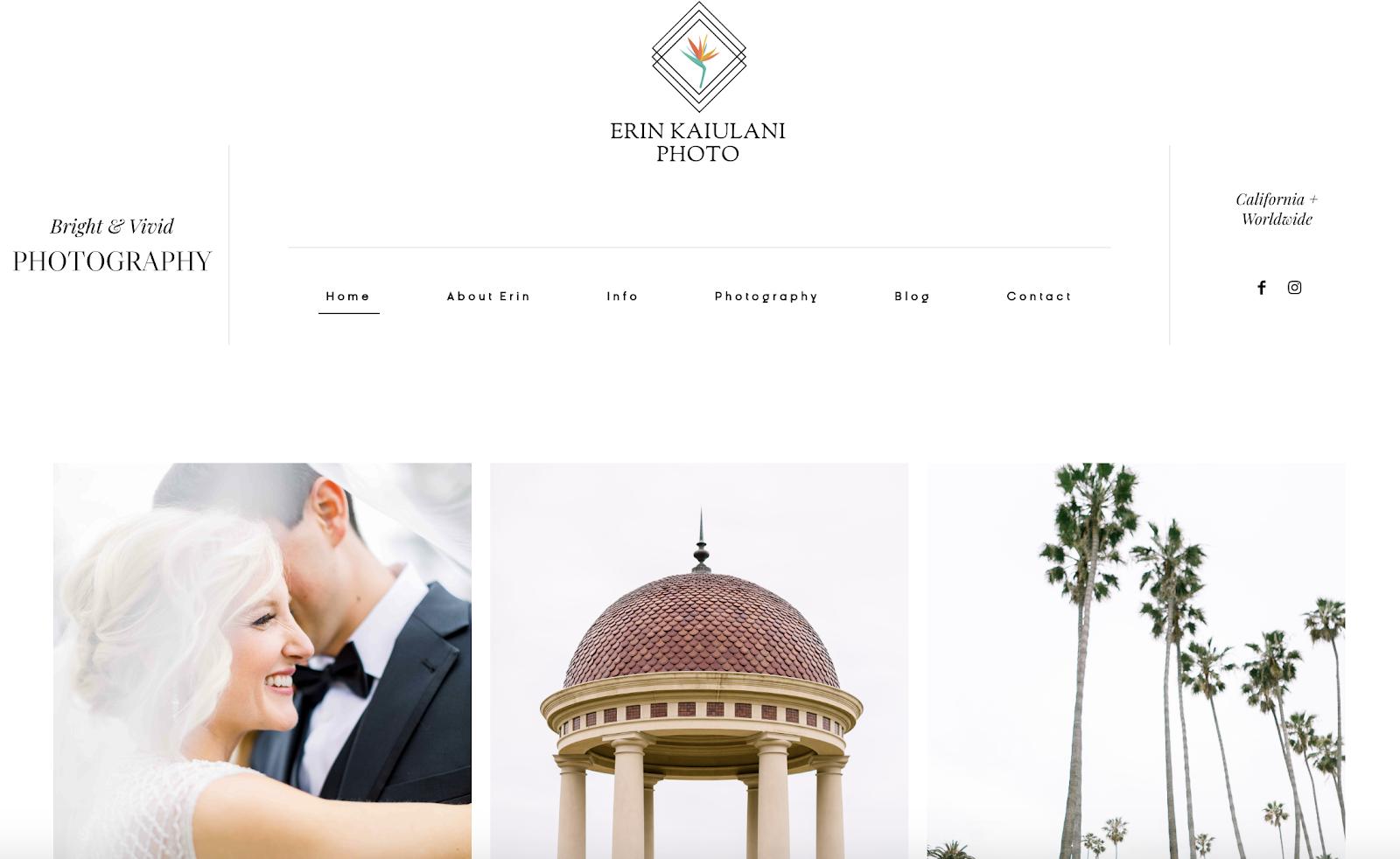 photography side hustle website