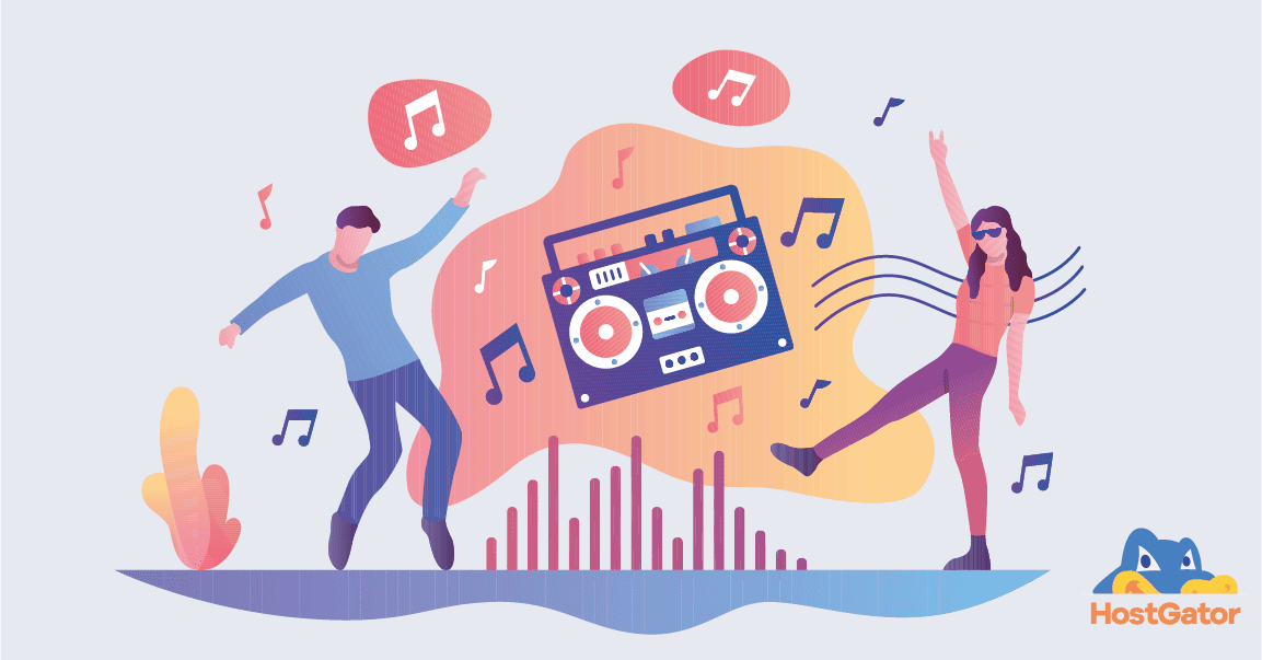 How To Build Your Music Side Hustle Website Quickly