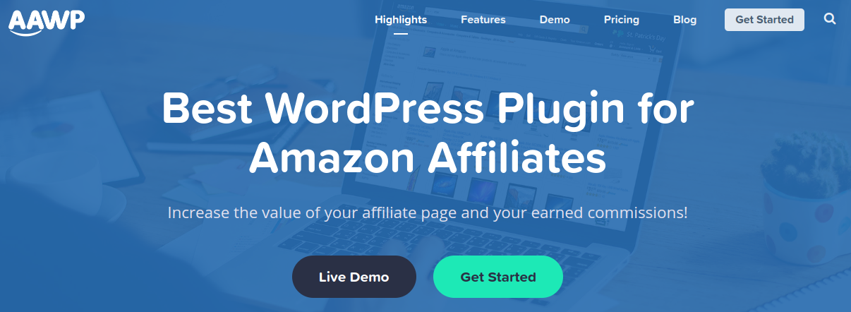 amazon affiliate wordpress plugin