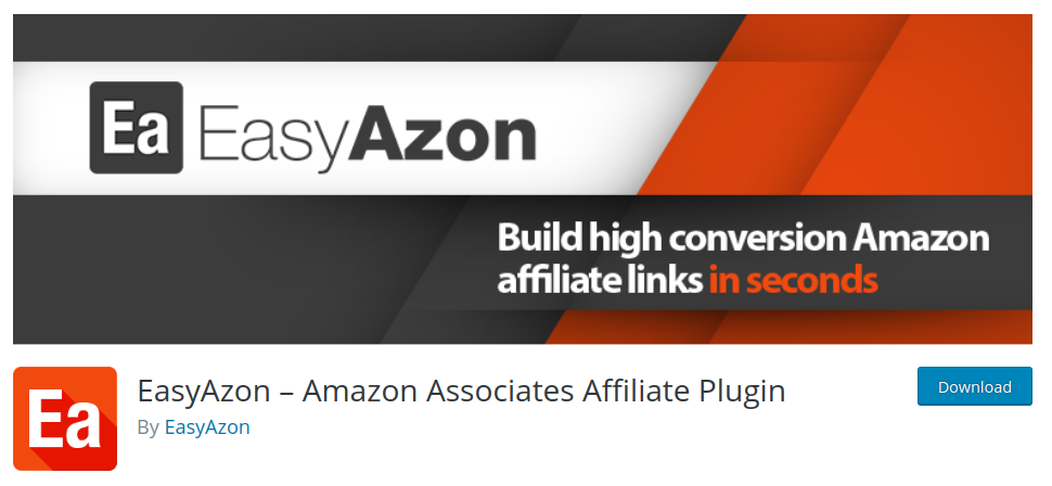 easyazon wordpress plugin for amazon affiliates