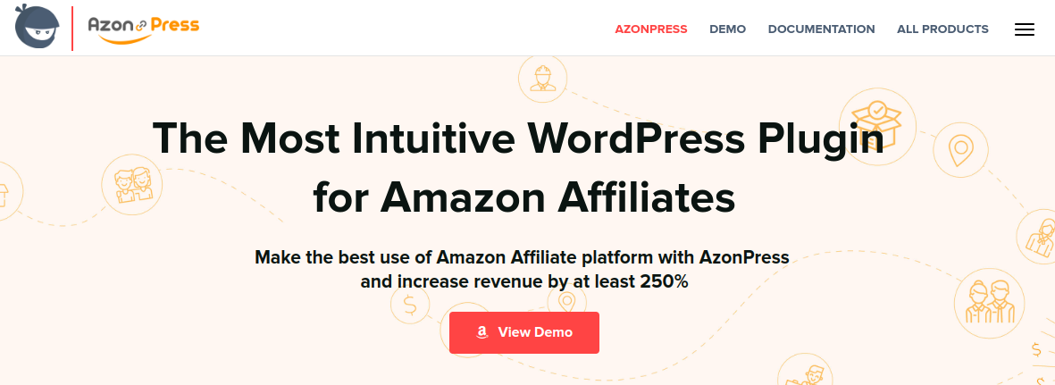 azonpress wordpress plugin for amazon affiliates
