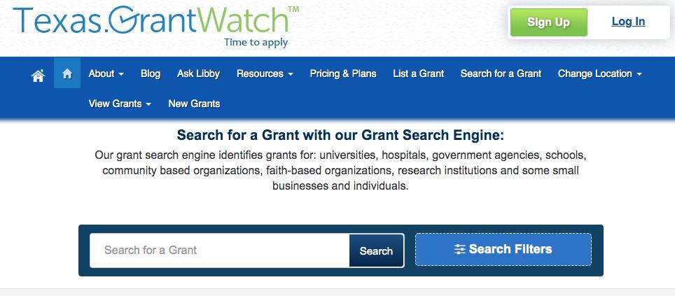 grantwatch.com