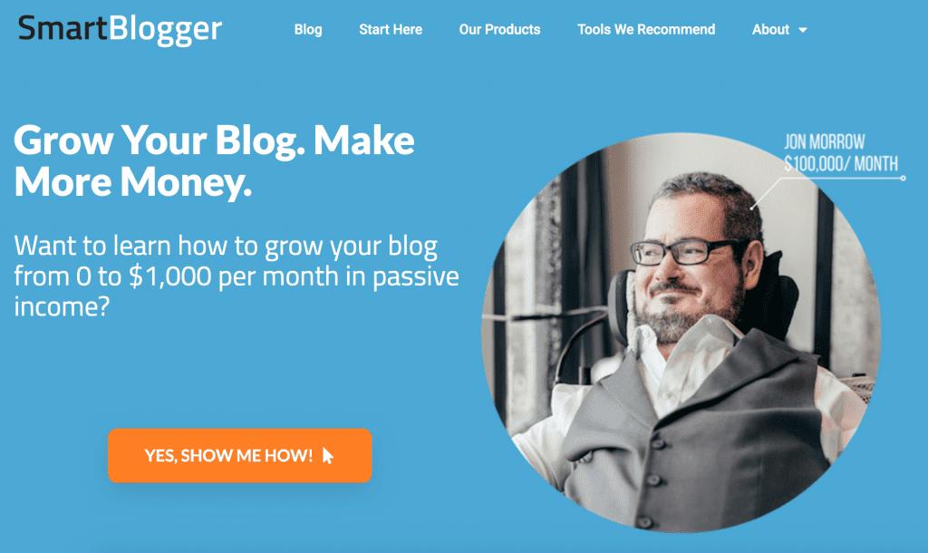 smartblogger personal brand