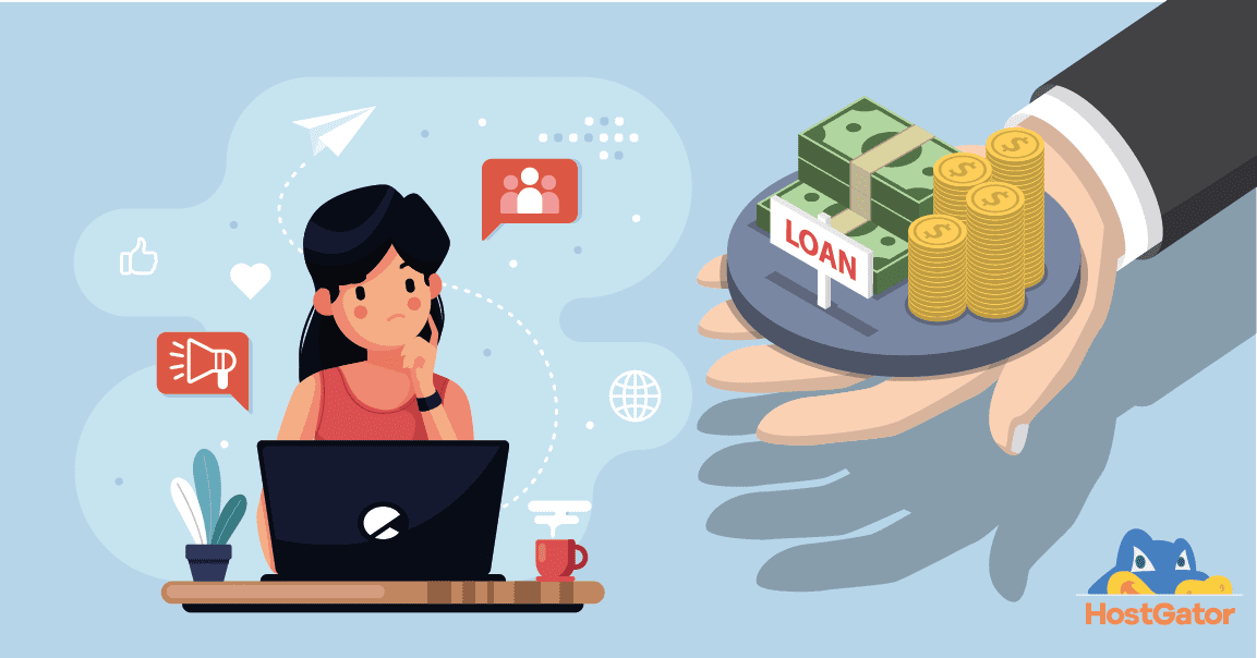 how to use a business loan to finance your side hustle project