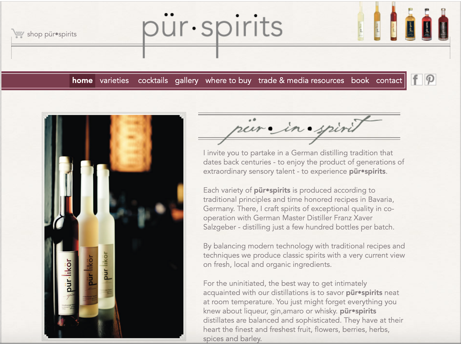 purspirits beverage side hustle