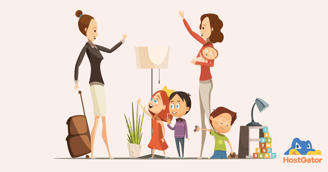 How to Launch a Website for Your Babysitting Side Hustle