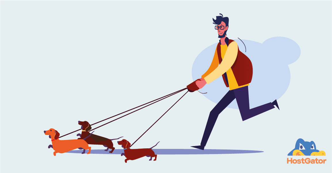 How to Launch a Website for Your Dog Walking or Pet-Sitting Side Hustle