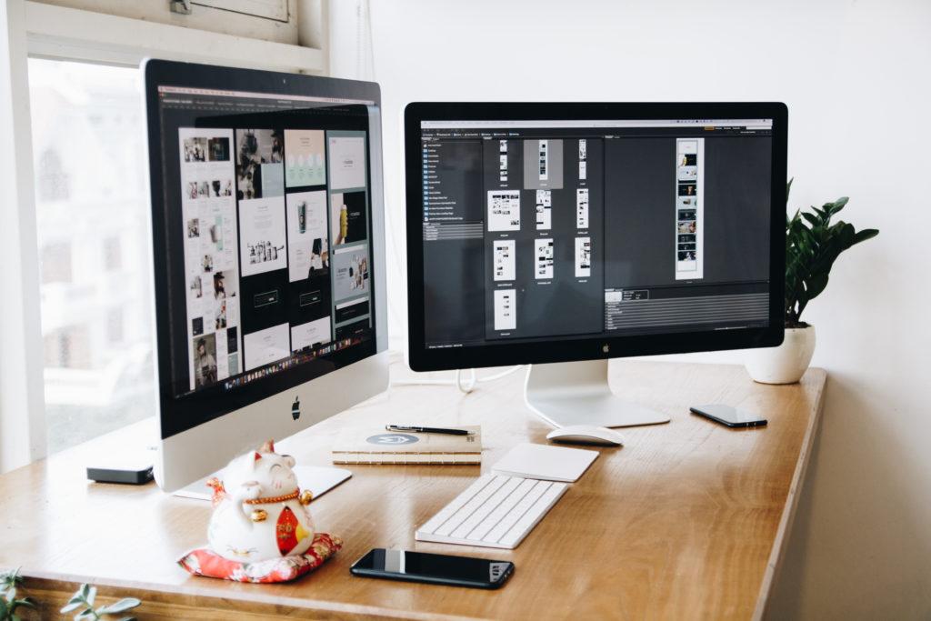 Web, Design
