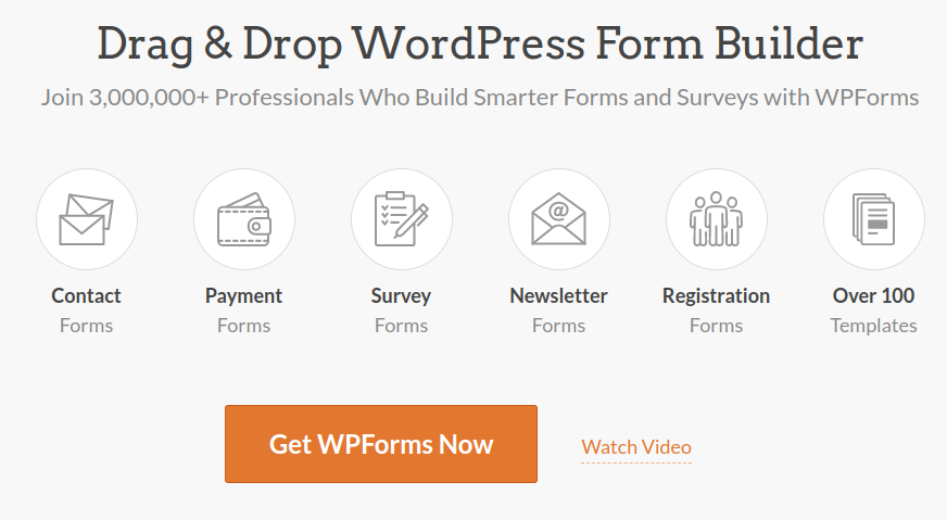 wpforms survey plugin for wordpress