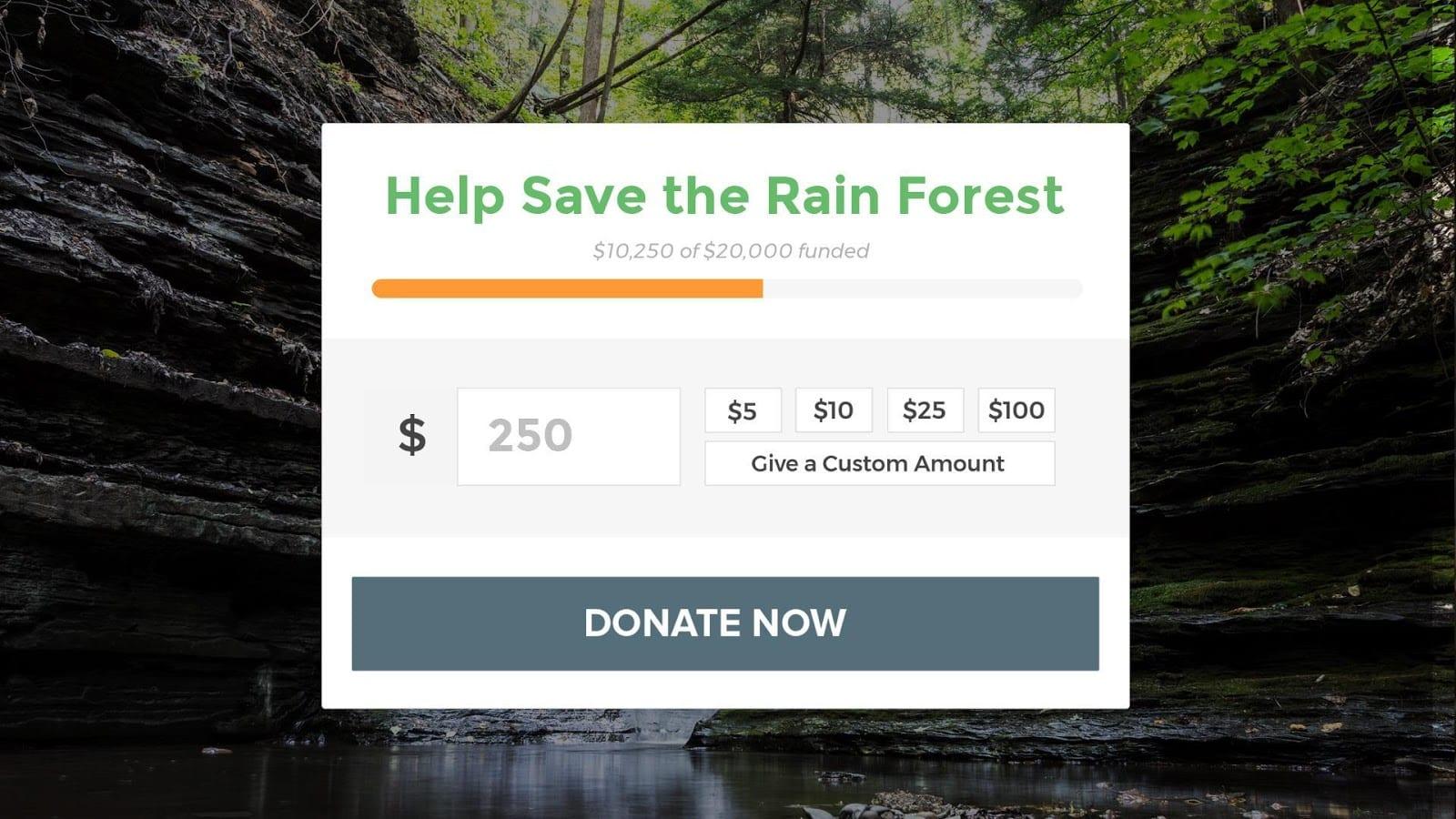 givewp wordpress donation plugin