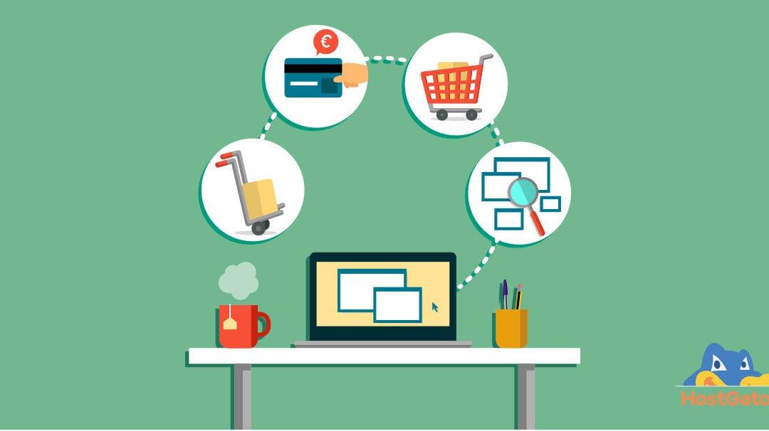 8 Types of eCommerce Websites & Business Models