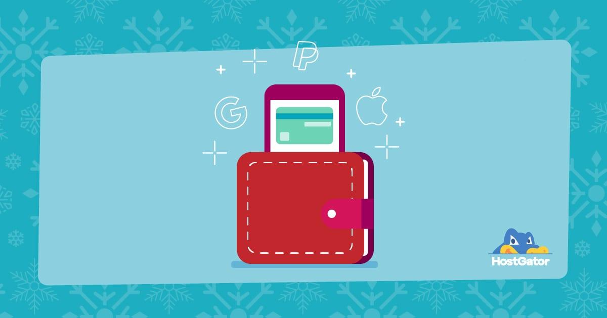 digital wallets for online stores