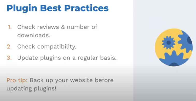 example webinar slide