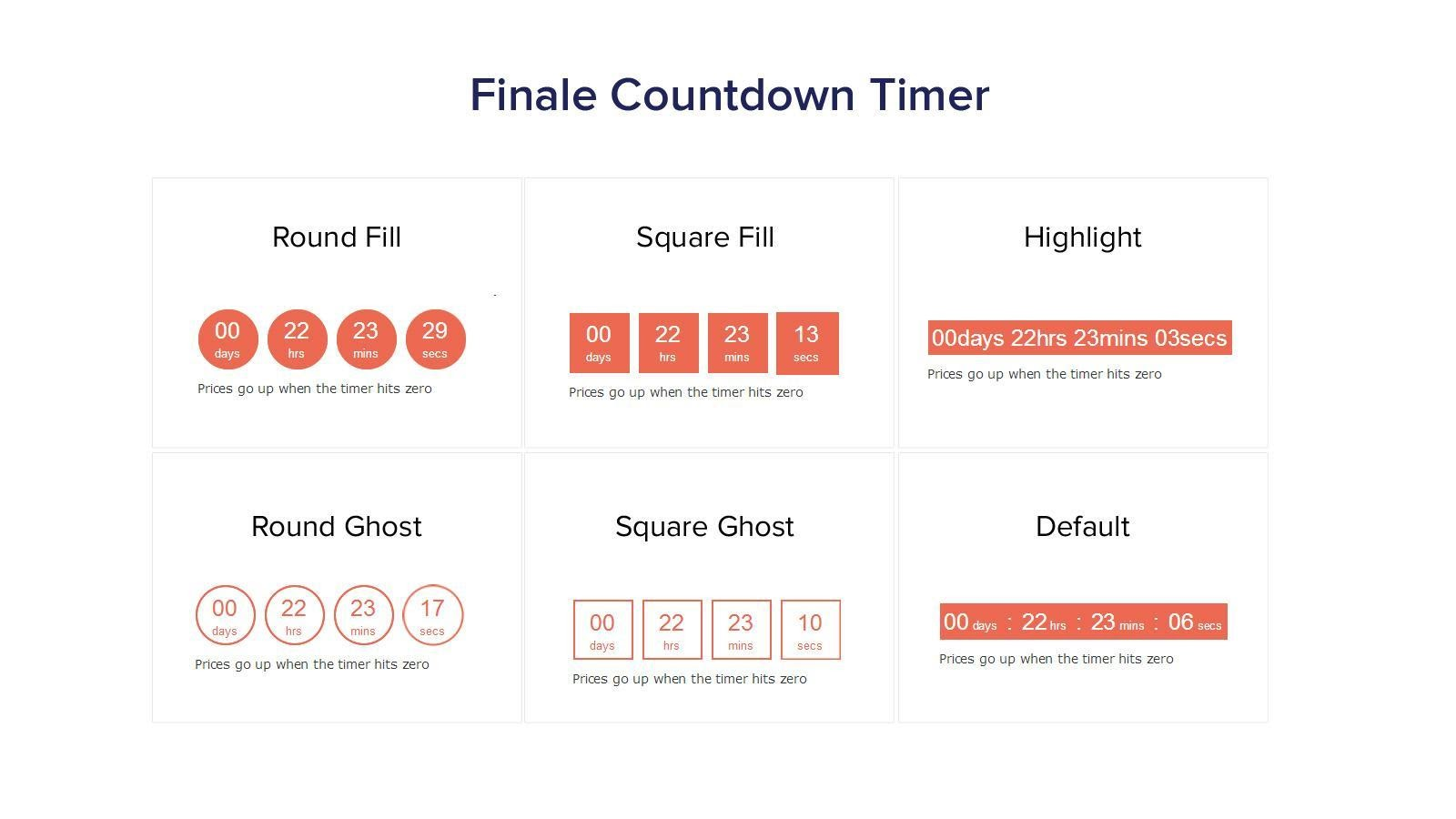 wordpress plugin finale countdown timer