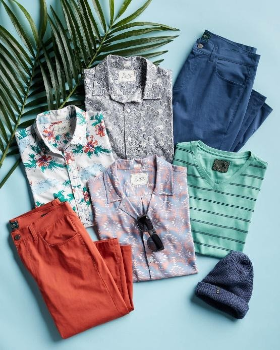 eCommerce subscription company Stitch Fix curates clothing boxes with exclusive brands just for their subscribers