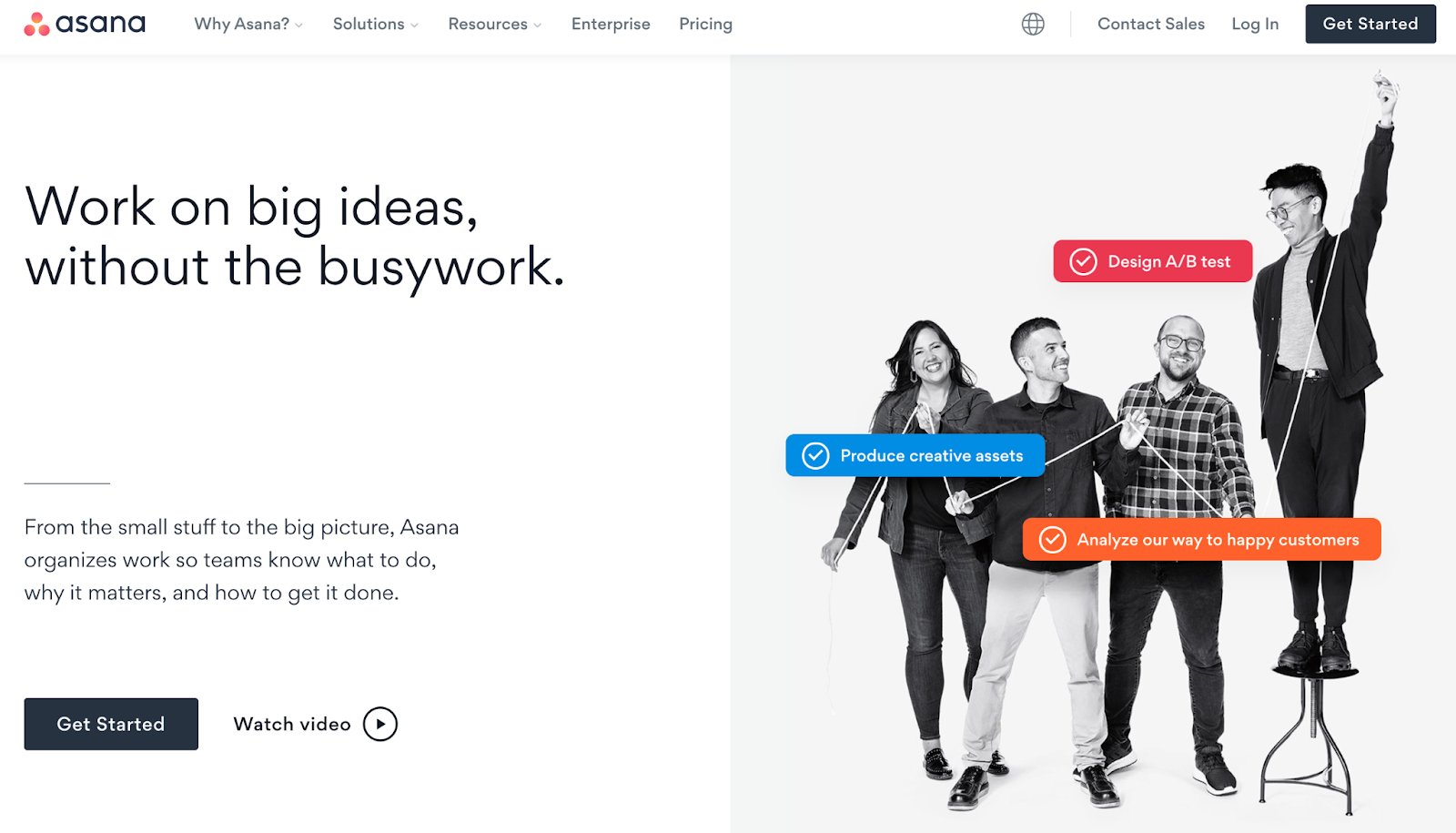 asana project management software for freelancers